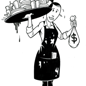 Roundhouse 2013: Mo' Money, Mo'Problems?