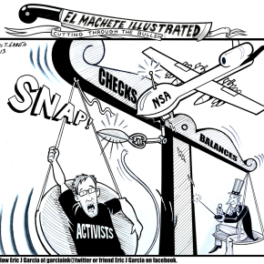 El Machete: Checks andBalances