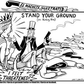 El Machete: Stand YourGround