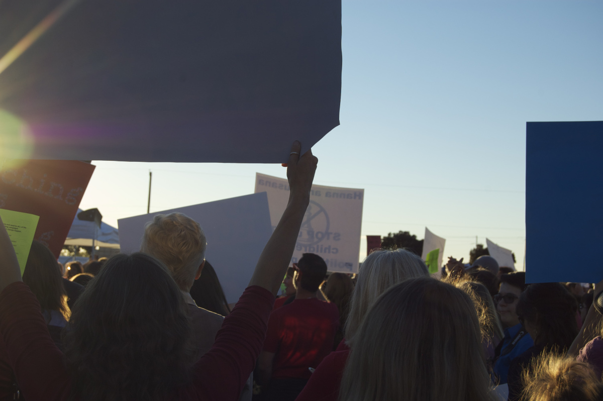 Parents and Students Stand AgainstEOCs